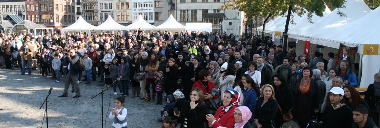 Türk Günü Gent 2011
